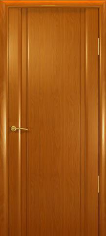 Дверь Шторм-2  (анегри, глухая шпонированная), фабрика Океан