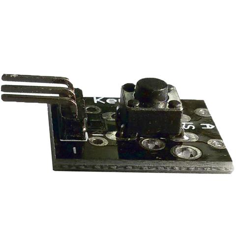 Модуль с тактовой кнопкой KY-004 BUTTON