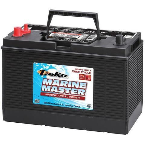 Аккумуляторная батарея Deka DP31 DT