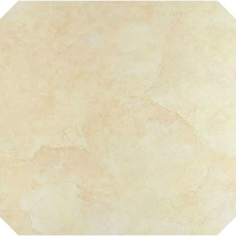 Керамогранит Caramelle Marble Porcelain Venezia beige Octagon 60х60 полированный