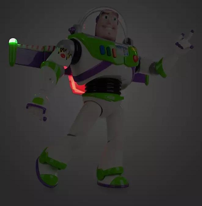 Базз Лайтер интерактивная игрушка Disney - История Игрушек - 32 см
