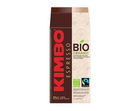 Кофе в зернах Kimbo Integrity BIO, 1 кг