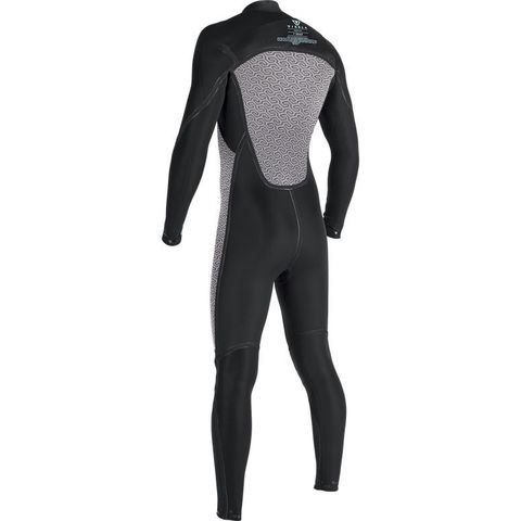 Гидрокостюм длинный мужской VISSLA High Seas 4/3 No Zip Full Suit