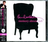 Paul McCartney / Memory Almost Full (CD)