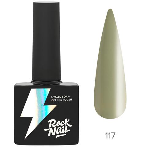Гель-лак RockNail 117 Sticker 10мл
