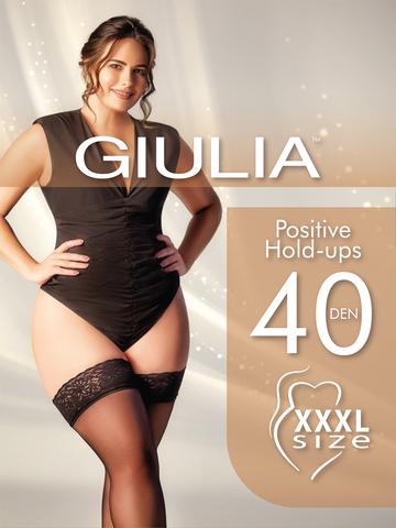 Чулки Positive 40 Giulia