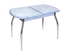 Обеденный раздвижной стол из мдф и керамогранита Веста К
