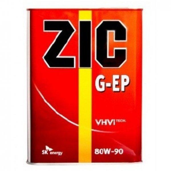 ZIC G-EP 80W90 GL4 Трансмиссионное масло для МКПП