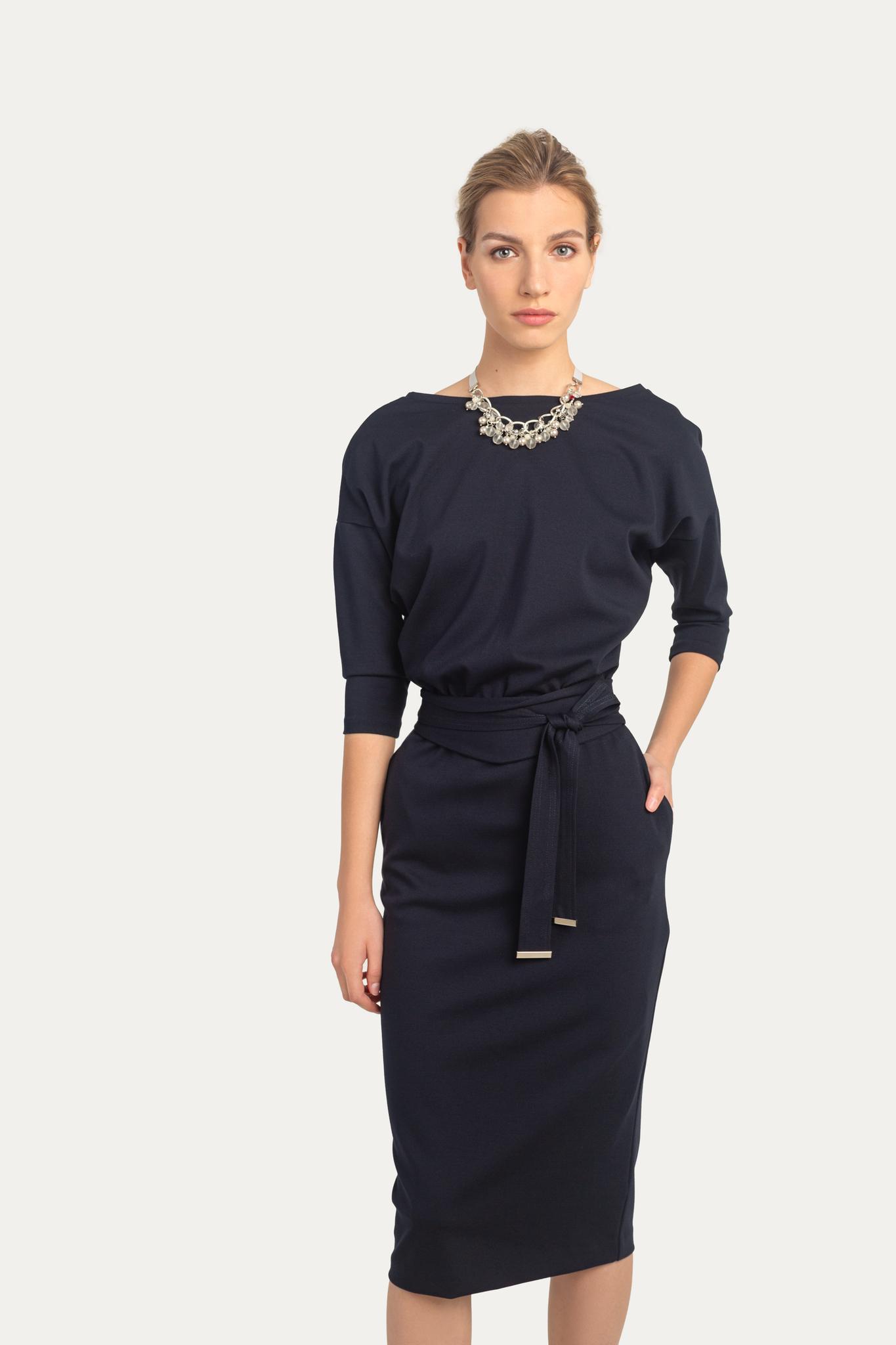 Платье INFINITY NAVY