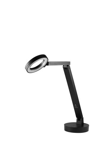 Настольный светодиодный светильник со встроенным аккумулятором Cogylight TB-L180PB (черный)