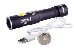 Карманный фонарь Armytek Prime C2 Pro XHP35 Magnet USB (белый свет) + 18650 Li-Ion
