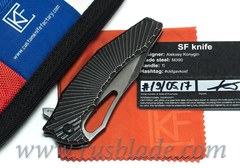 CKF/GAVKO SF Spinner Flipper knife Limited
