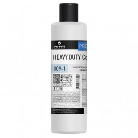 Профессиональная химия Pro-Brite HEAVY DUTY Concentrate 1л (009-1), отжира