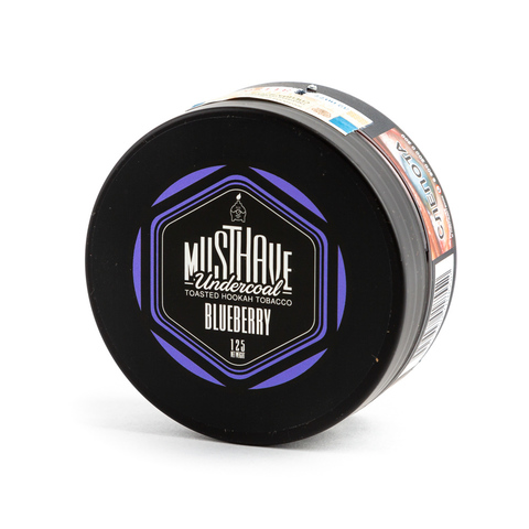 Табак MustHave Blueberry 125 г
