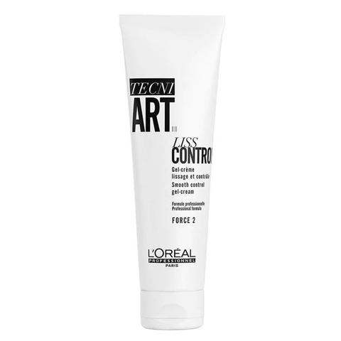 L'Oreal Professionnel Tecni.Аrt: Гель-крем для гладкости и контроля вьющихся волос Лисс Контрол (Liss Control), 150мл