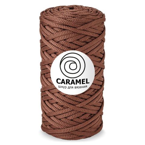 Полиэфирный шнур Caramel Шоколад