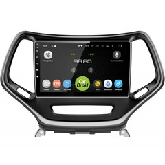 Штатная магнитола на Android 6.0 для Jeep Cherokee Roximo CarDroid RD-2202F