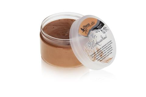 Гель-крем д/мытья волос МУСС ШОКОЛАДНЫЙ мини с какао 75мл ТМ ChocoLatte