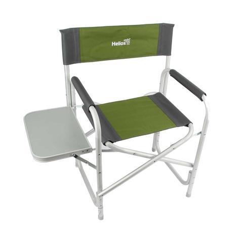 Кресло директорское с откидным столиком Helios MAXI (Т-HS-DC-95200T-M-GG)