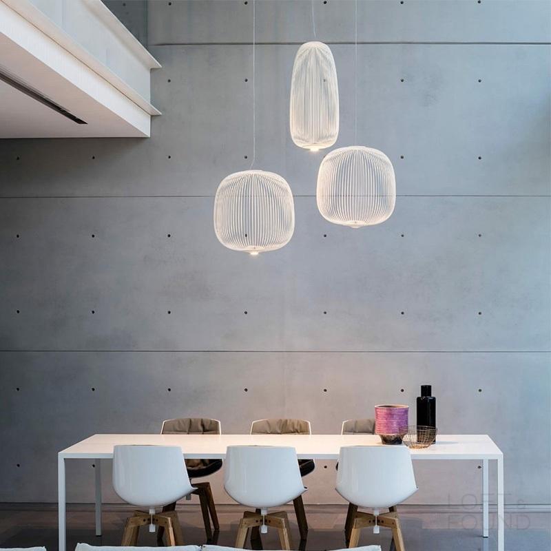 Подвесной светильник Aria Foscarini style