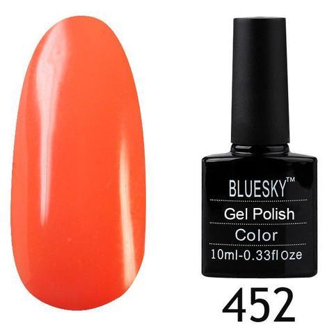 Bluesky, Гель-лак M452