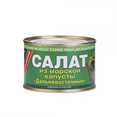 Салат из морской капусты Дальневосточный, 220 г