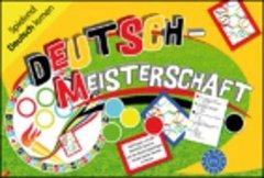 GAMES: [A2-B1]: DEUTSCH-MEISTERSCHAFT