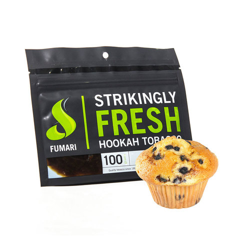 Табак Fumari 100 г Blueberry Muffin