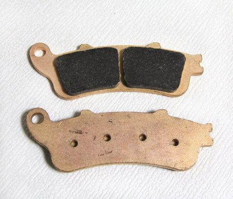 Синтетические тормозные колодки для Honda CBR 1100 XX, VFR 800, XL 1000