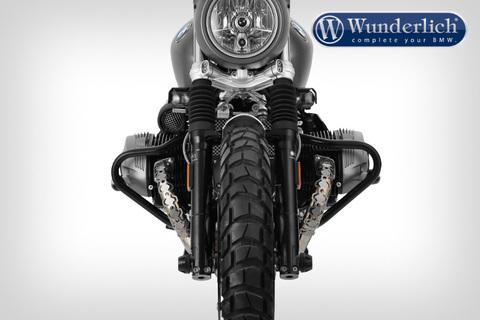 Защитные дуги двигателя BMW Rnine T - черный