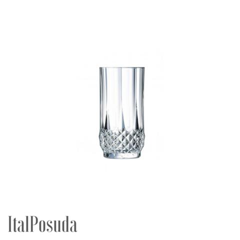 Набор стаканов Eclat Cristal d'Arques Longchamp (Лонгшамп), 6 шт L9757