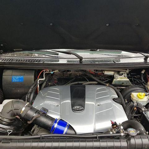 Свап УАЗ Патриот - замена двигателя на импортный