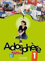 Adosphere 1 Livre + CD