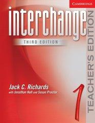 Interchange Third Edition Level 1 Teacher's Edition