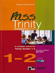 Pass Trinity Grades 1-2 SB +D (Engl)