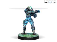 Kiuutan (вооружен Combi Rifle)