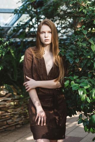Ариана. Платье женское PL-4217