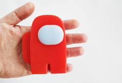 Игрушка Among Us 10 см из силикона