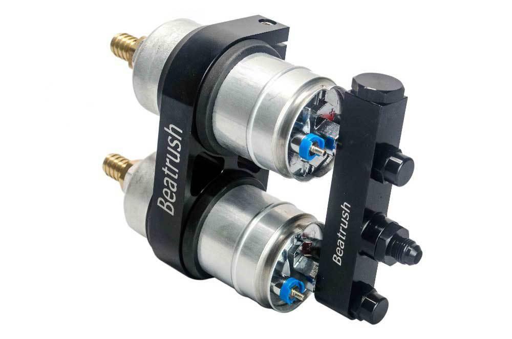 топливные насосы 2в1 Twin Bosch 044 style купить