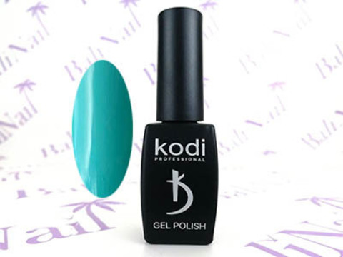 10AQ Гель лак kodi AQUAMARINE Gel Polish, 7 мл