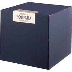 Набор для виски Diamond Bohemia, 1 штоф и 6 стаканов, фото 7