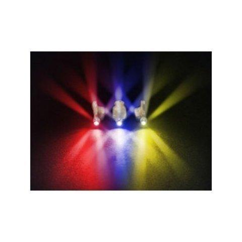 Светодиод д/шара 3D RGB 10шт