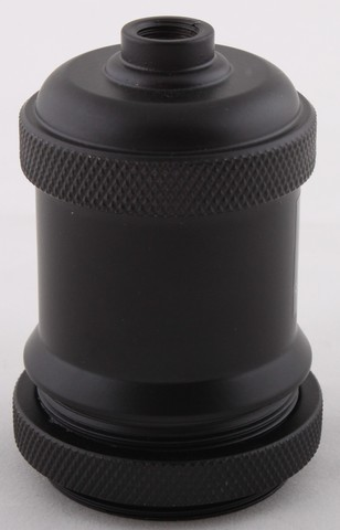 Ретро патрон VS-9 (Черный матовый)