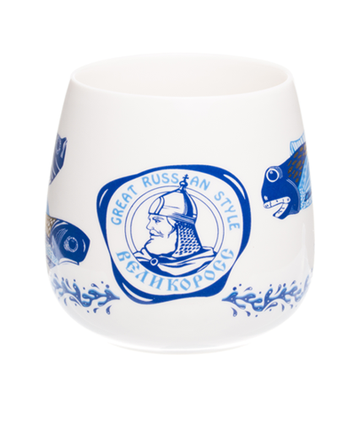 "VELIKOROSS mug ""Russian fishing"""