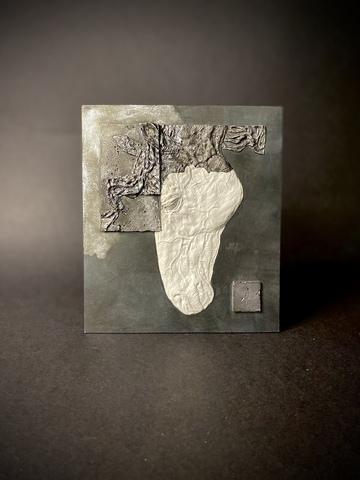 Панно из литьевого камня TRAKENEN (200х225) B8/100