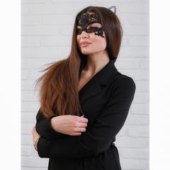Набор «Погладь меня» (ободок с ушками, маска)