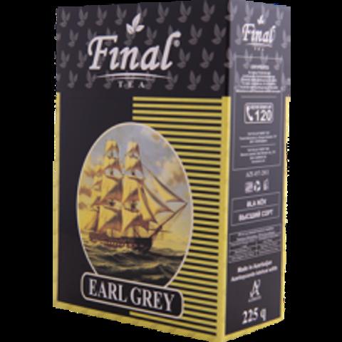 Çay \ Чай \ Black Tea FINAL Earl Grey 225 q
