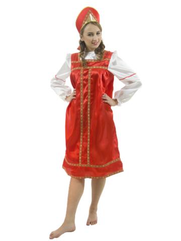 Карнавальный костюм Василиса