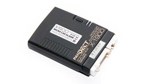 Pandect X-1900 BT 3G Автосигнализация
