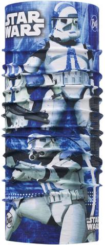 Многофункциональная бандана-труба детская Buff Original Clone Blue фото 1